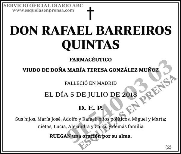 Rafael Barreiros Quintas